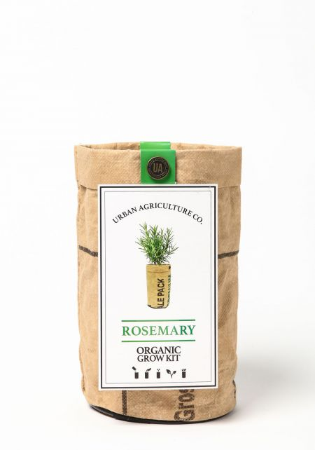 Urban Agriculture Co. Rosemary Organic Grow Kit