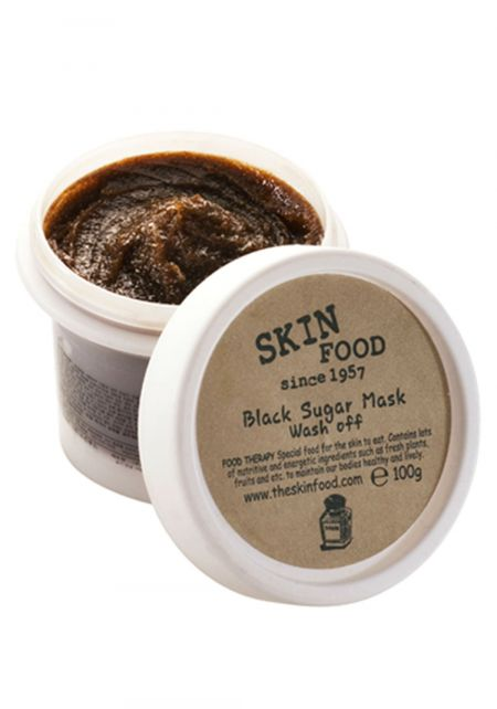 Skinfood Black Sugar Mask Wash Off