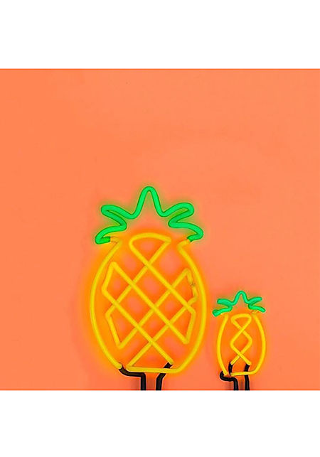 SunnyLife Large Pineapple Neon Light