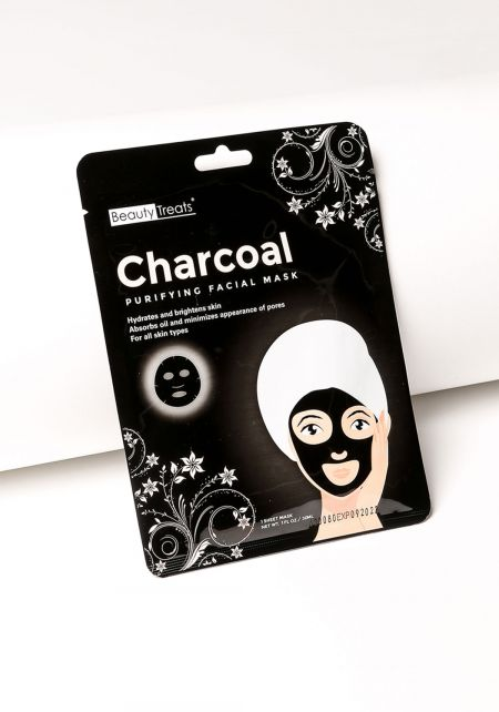 Charcoal Purifying Facial Mask