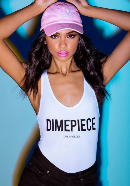 Dimepiece _ _ _ _ From The Block Cap