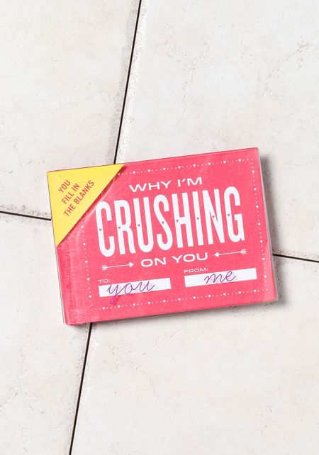 Rose Why I'm Crushing On You Book