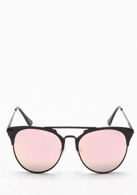 Quay Gemini Sunglasses in Pink