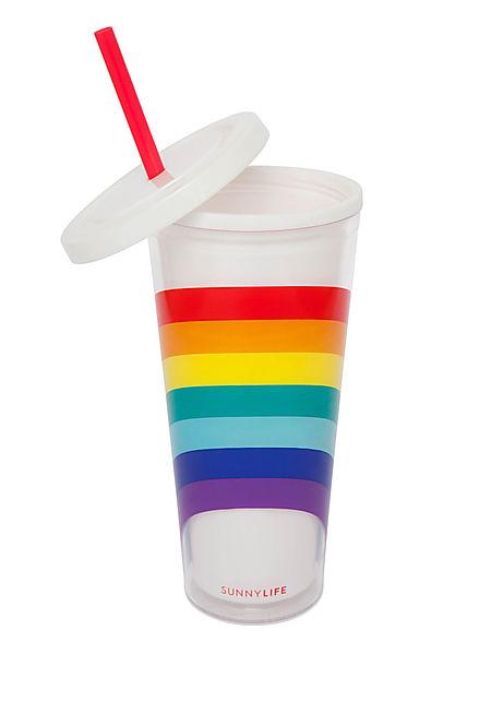 Sunnylife Rainbow Tumbler