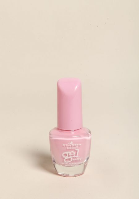 Baby Pink Deluxe Gel Effect Nail Polish