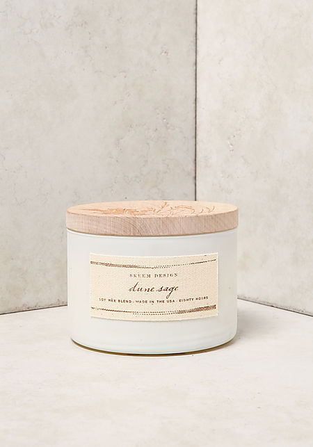 Scented Skeem Candles in Sage
