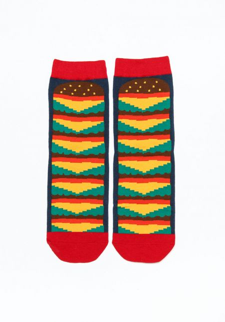 Hamburger Socks