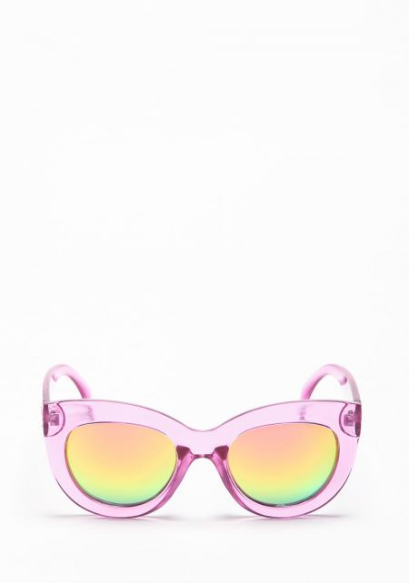 Quay Delilah Sunglasses Purple