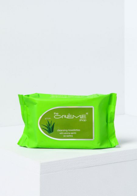 Aloe Cleansing Towelettes