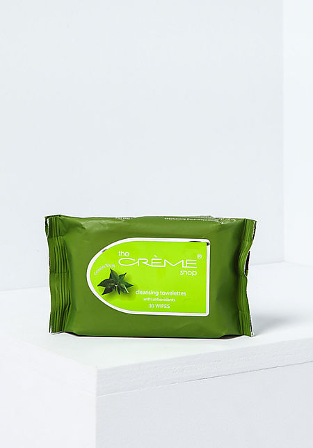 Green Tea Cleansing Towelettes