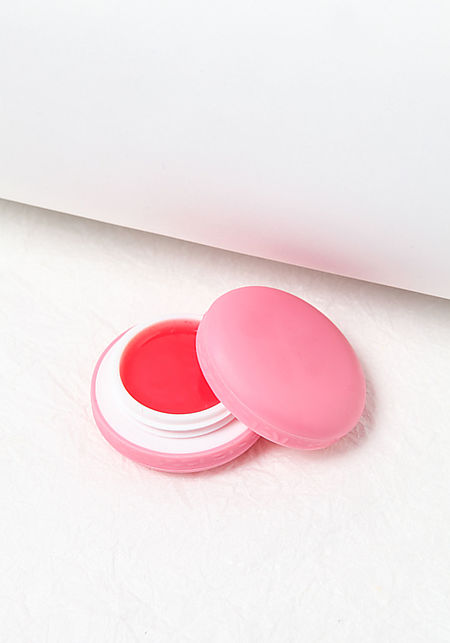 Strawberry Candy Macaron Lip Balm