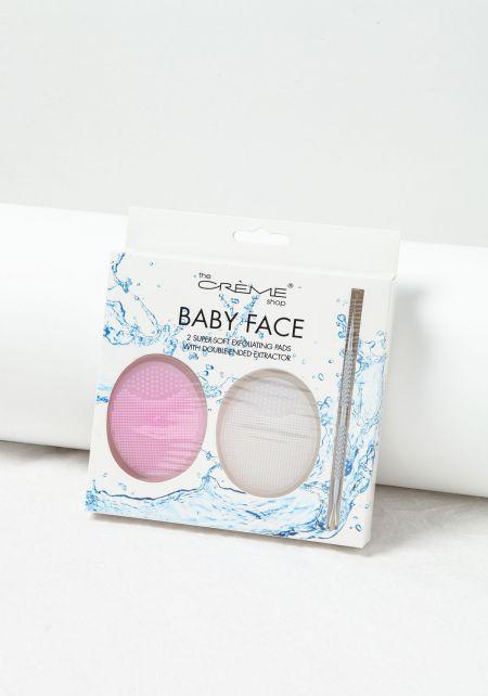 Multi Baby Face Exfoliating Skin Set