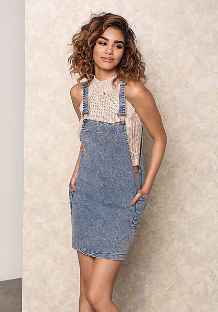 Dresses   Overalls - Denim - Clothes