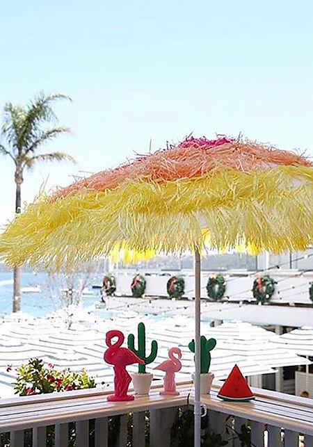 SunnyLife Large Cactus Candle