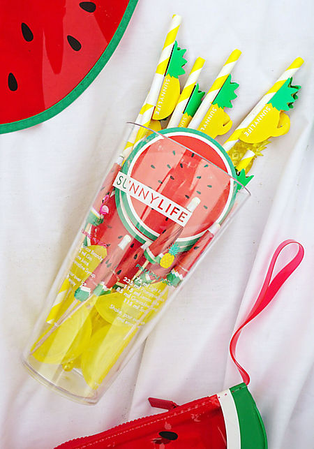 Sunnylife Fruit Salad Cocktail Kit