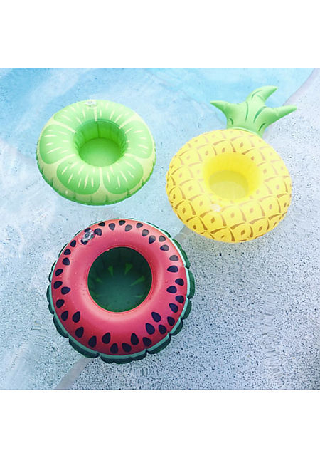 Tropical Fruits Beverage Float Boats