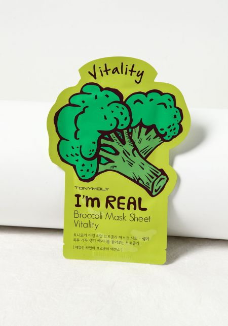TonyMoly Vitality Broccoli Mask