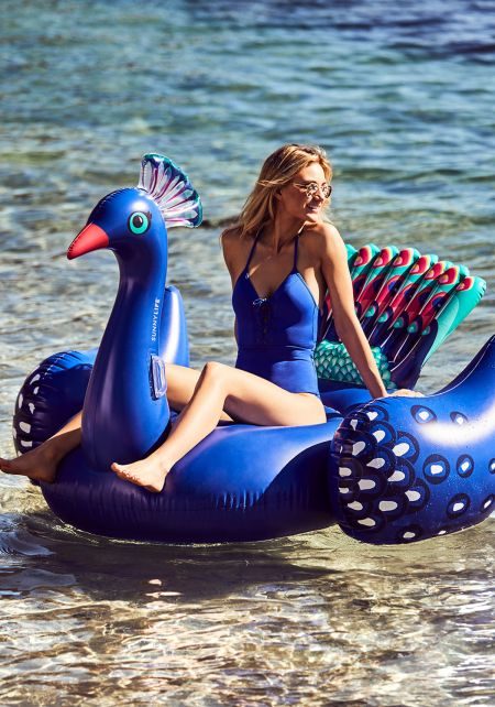 Sunnylife Peacock Float