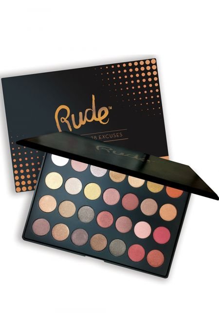 Rude Cosmetics No Regrets Leo Shimmer Eye Shadow P