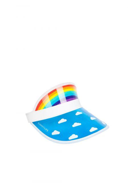 Sunnylife Rainbow Retro Sun Visor