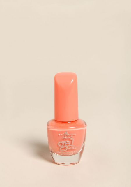 Apricot Deluxe Gel Effect Nail Polish