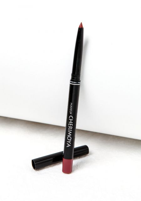 Mahogany Retractable Waterproof Lip and Eyeliner