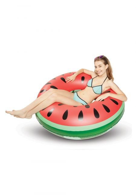 Giant Watermelon Slice Pool Float