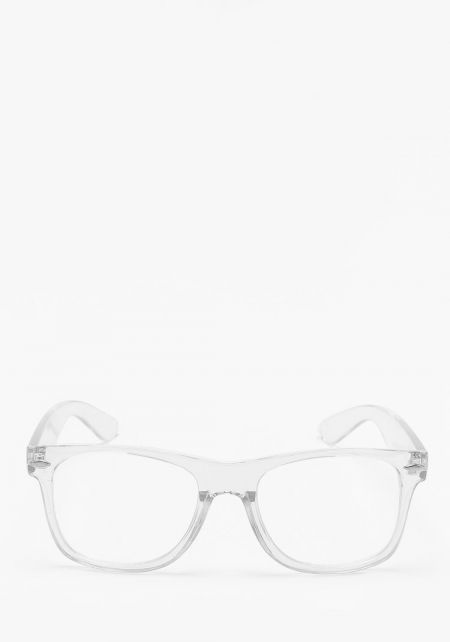 Zero UV Clear Frame Glasses