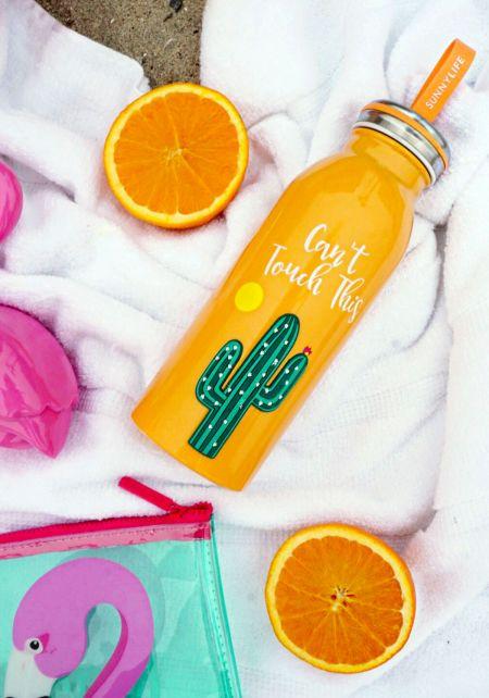 Sunnylife Cactus Flask