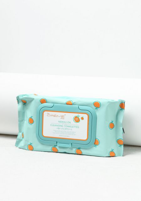 Neroli Oil Cleansing Towelettes