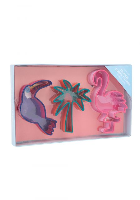 Tropical Cookie Cutters