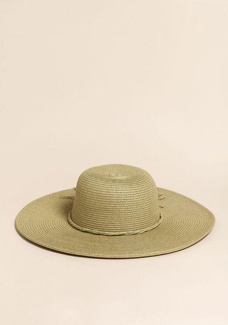 Sage Straw Sun Hat