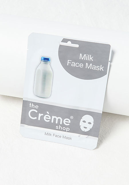 Milk Face Mask