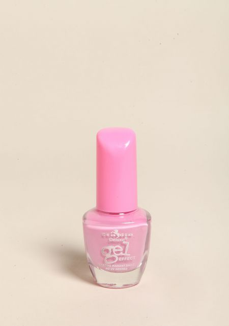 Cotton Candy Deluxe Gel Effect Nail Polish
