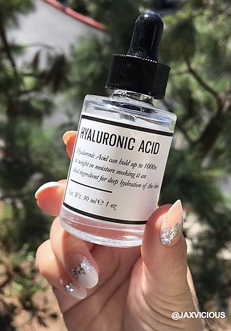 Measurable Difference Hyaluronic Acid Facial Oil