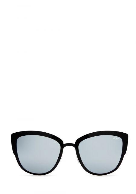 Quay Super Girl Sunglasses in Black