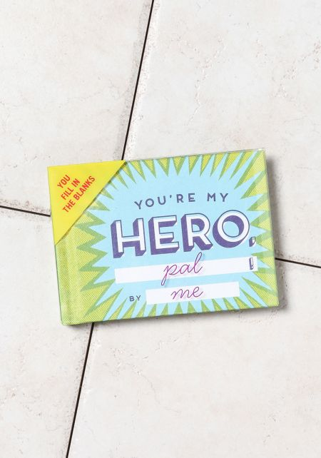 Lime You're My Hero Book