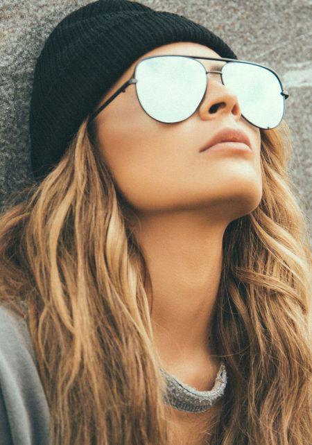 Junior Clothing Quay X Desi Perkins High Key Sunglasses