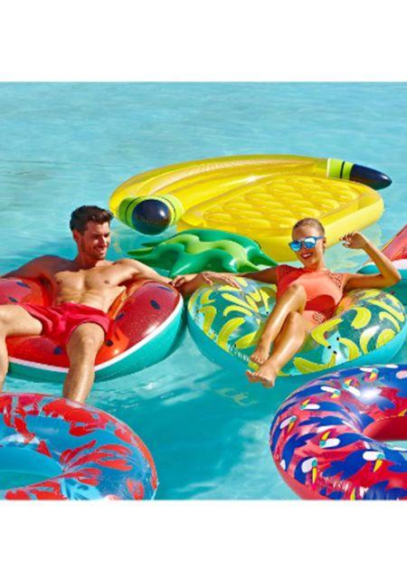 SunnyLife Pool Ring Cool Bananas