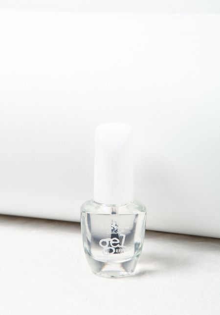 Clear Deluxe Gel Effect Nail Polish