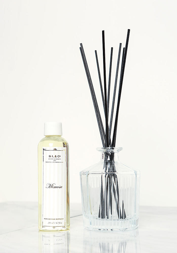 D.L. &Amp; Co. Mimosa Rare Botanic Diffuser by Love Culture
