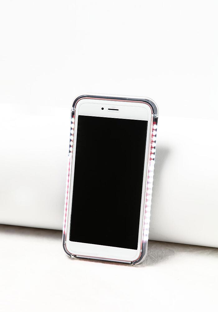 Junior Clothing Black Light Up Iphone 6 Plus Case