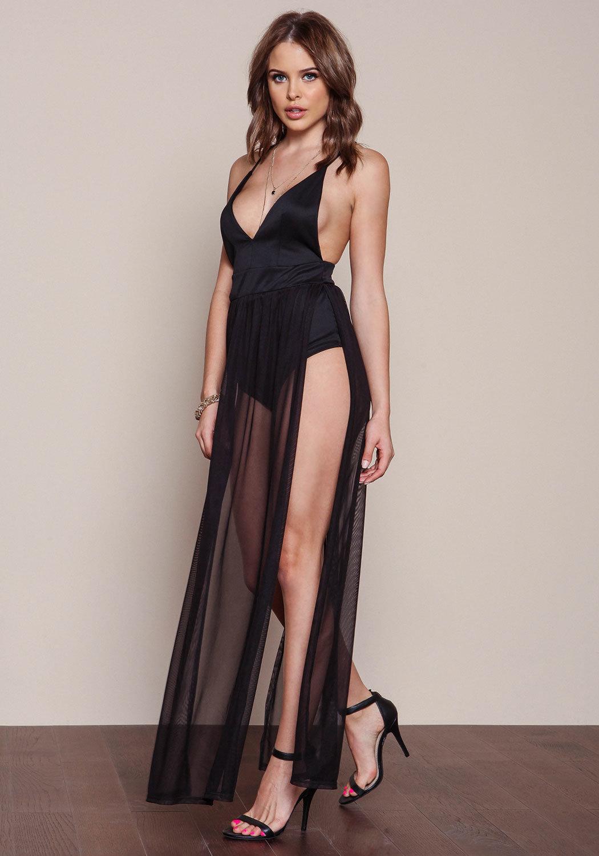 Dressy maxi dresses plus size